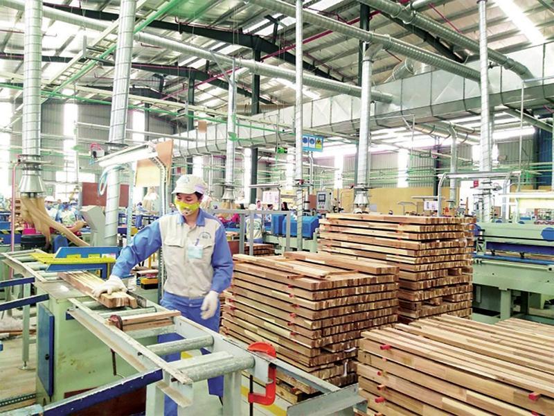 Ngành gỗ thế giới cũng lao đao và ảm đạm vì COVID.