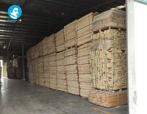 Tiêu chuẩn đánh giá chất lượng phôi gỗ cao su tẩm sấy